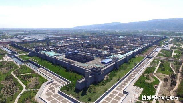 这个古县城要火,历时8年打造,耗资300亿修复,就位于山西太原  第2张