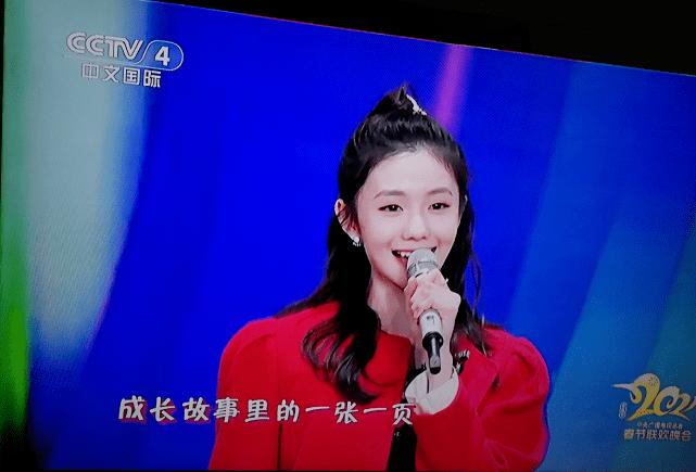 刘浩存坦言首次上春晚很激动,未来想进军音乐圈,出各种风格单曲