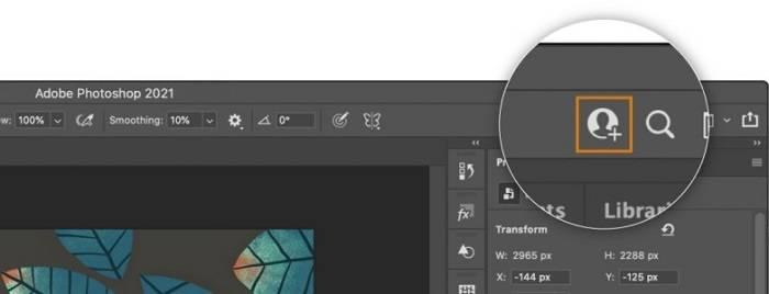 "Photoshop更新,新增""异步编辑""功能,提升团队协作效率"
