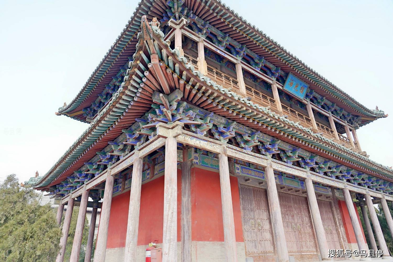 """山西被忽略的城市,藏着一座神庙,内有连三戏台堪称""""国内唯一""""  第16张"""