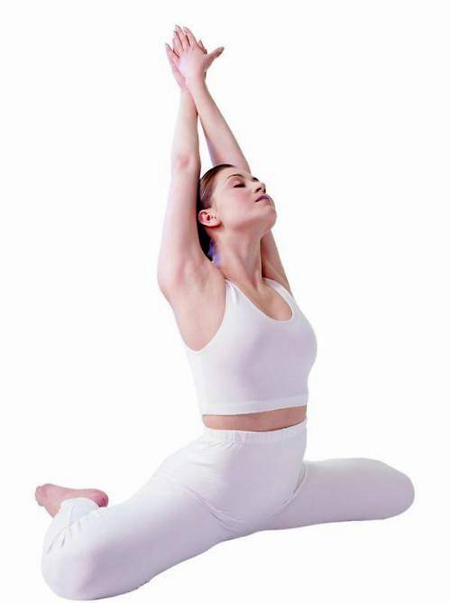 拉菲8平台app:简易瑜伽健身功(2)