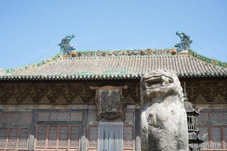 """山西被忽略的城市,藏着一座神庙,内有连三戏台堪称""""国内唯一""""  第1张"""