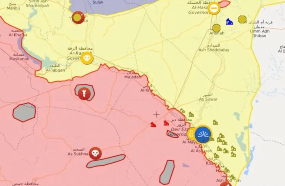 二月以来近千次轰炸,自身损失惨重,俄叙联军清剿行动竟如此不顺