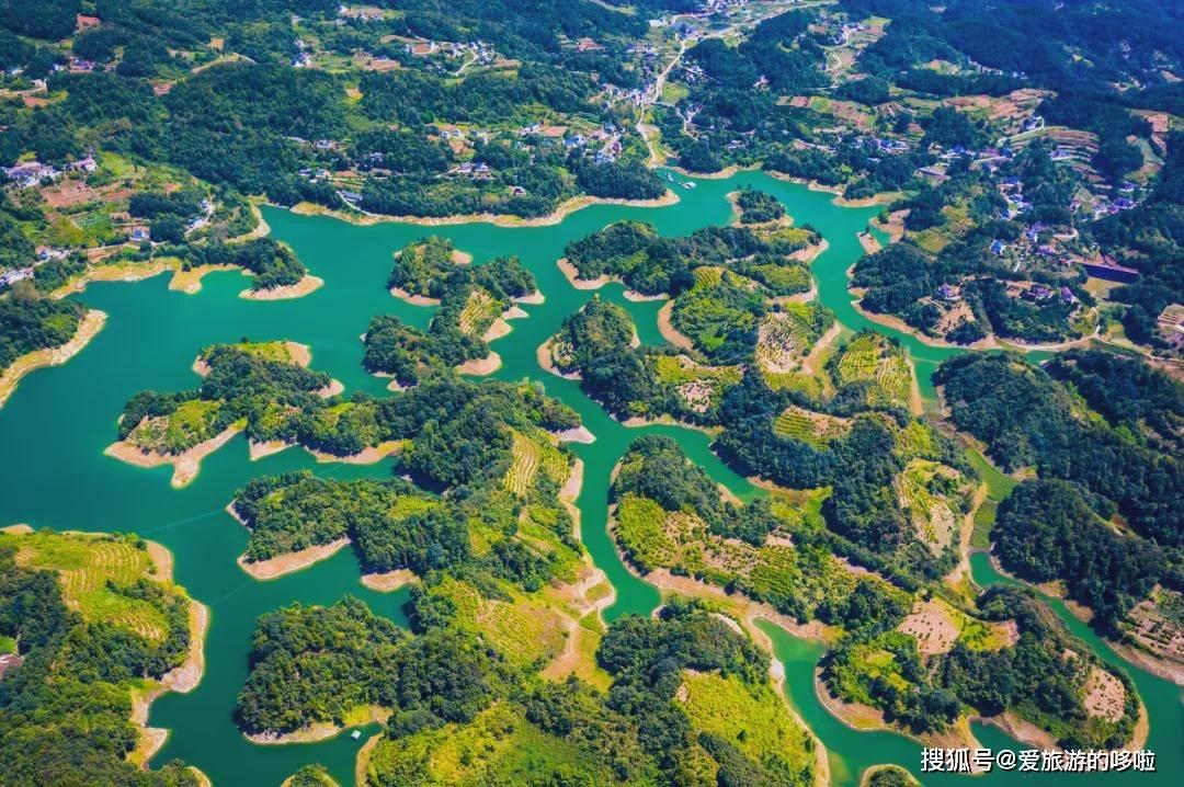 这才是湖北最安逸小城,山水太绝了!难怪顶流文豪都为她写诗。
