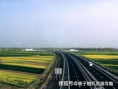 中国十大高速长度排名