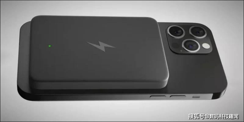 iOS 14.5 Beta 2暗示将推出MagSafe充电配件,磁吸无线充电移动电源即将来临?