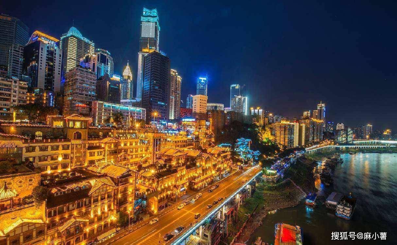 原创             中国过年期间夜景最美的城市,夜晚比白天更美,这些城市榜上有名