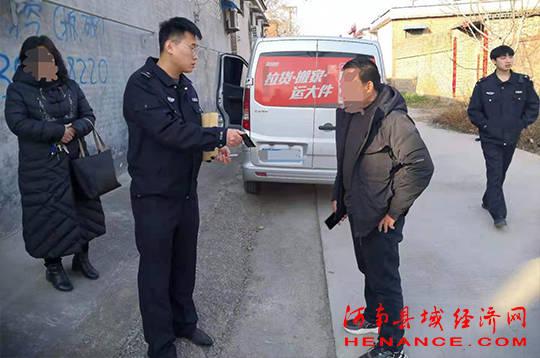 焦作市马村区法院:节后开工第一天 紧锣密鼓执行忙