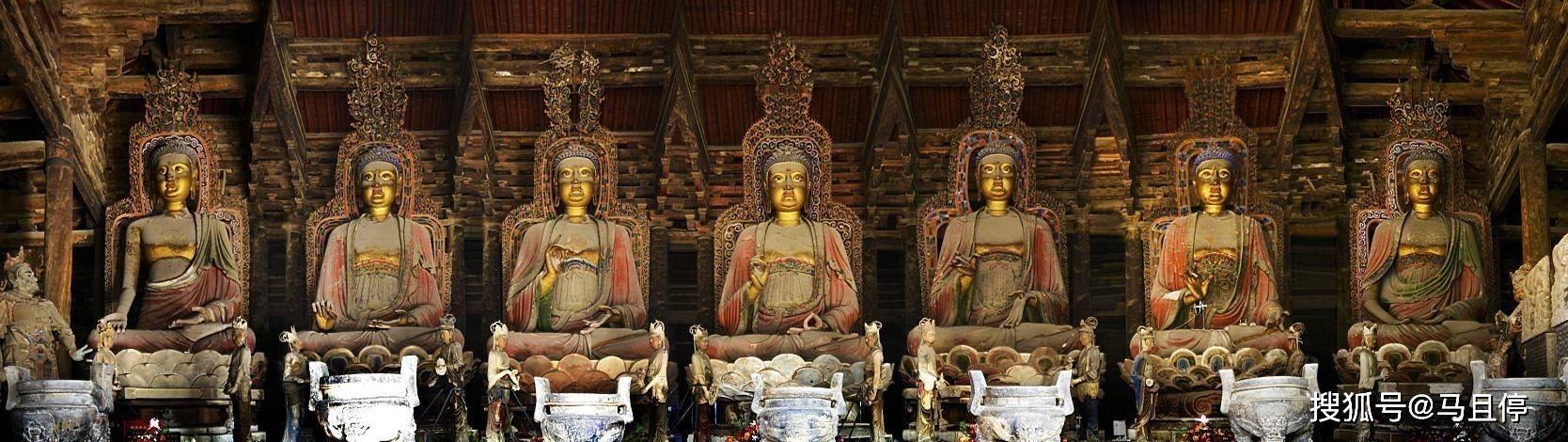 辽宁不起眼的小县,却见证着辽王朝的辉煌,还可看到中国第一佛殿  第13张
