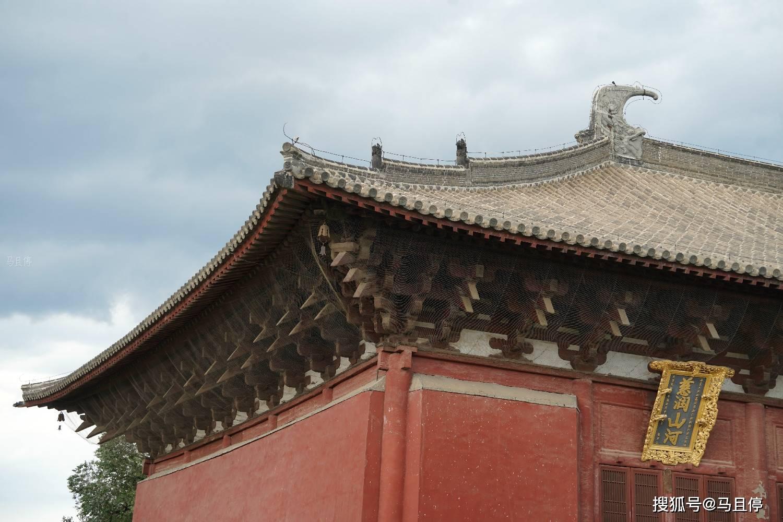 辽宁不起眼的小县,却见证着辽王朝的辉煌,还可看到中国第一佛殿  第3张