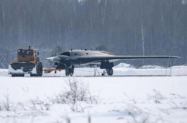 """俄罗斯好像突然成了无人机强国:除了世界一流的""""猎人"""",还有它"""