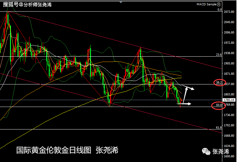 張堯浠:黄金颓势中寻求反弹、白银坚挺中期看涨