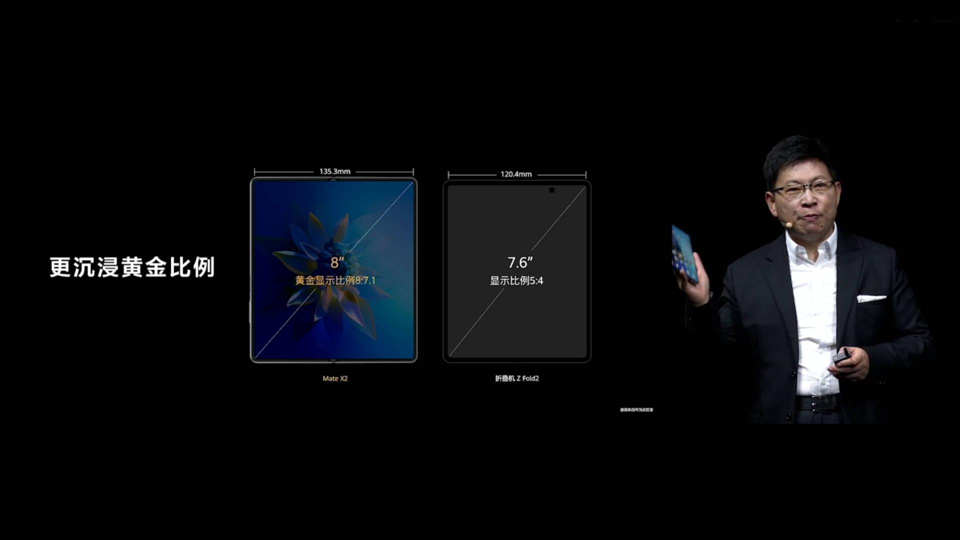 原创             华为Mate X2亮点汇总:重新设计内折屏,拍照功能不缩水