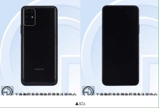 原创             新荣耀两款新机NAZ/HJC曝光 即将挺进欧洲手机市场