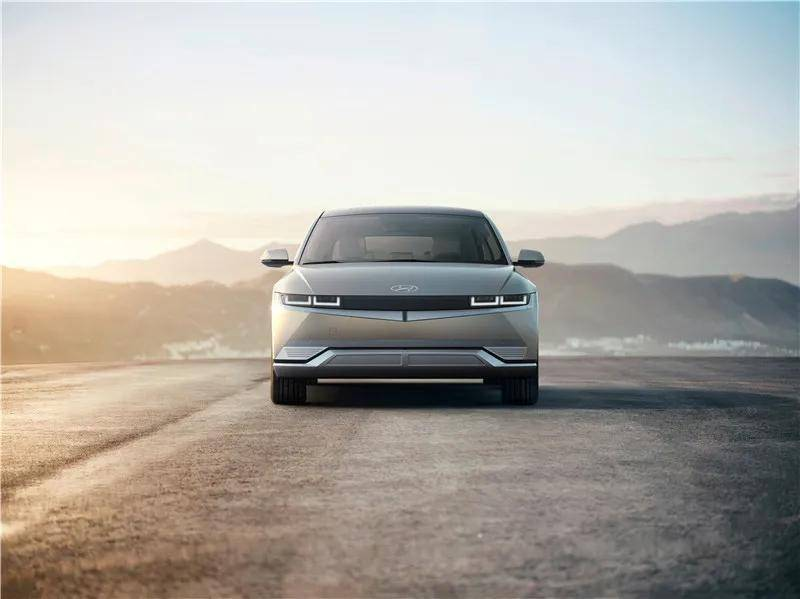 开启电气化新征程!现代汽车公司的爱奥尼亚克5型汽车将在未来进入中国市场