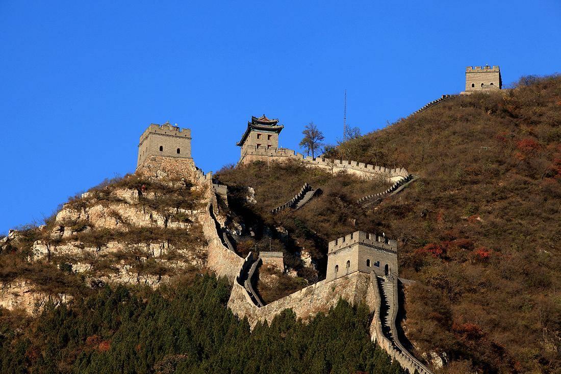 我国一处国家级文物保护单位景区,地形险要,是长城重要的关隘