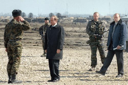 兵不厌诈:第二次车臣战争俄军先放敌人逃跑,中途再进行伏击!