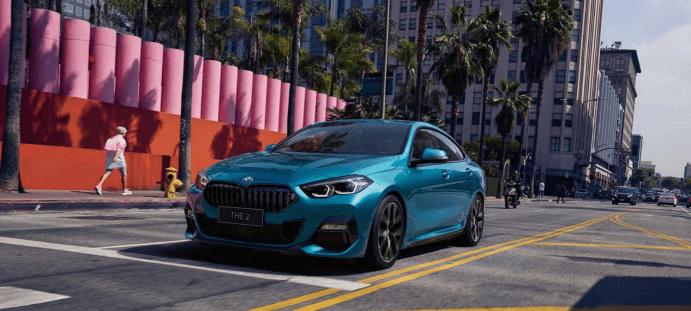 原创潮流设计,创新宝马2系四门轿跑,您的豪车首选
