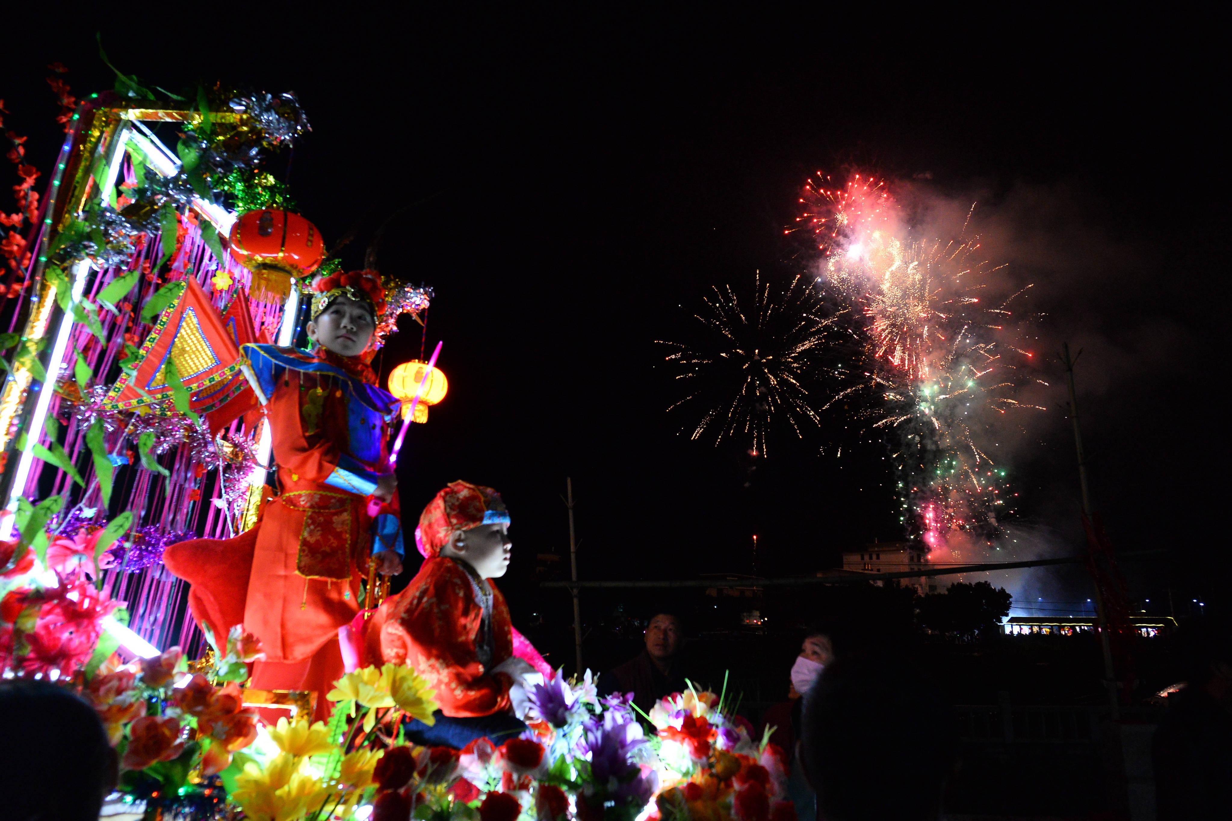 走古事,客家人的元宵节狂欢,什么魅力让它延续数百年?