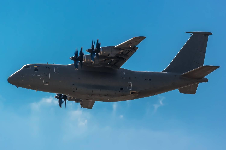 安-70先进战术运输机凭借优越的原始性能,不止一次打破世界纪录!