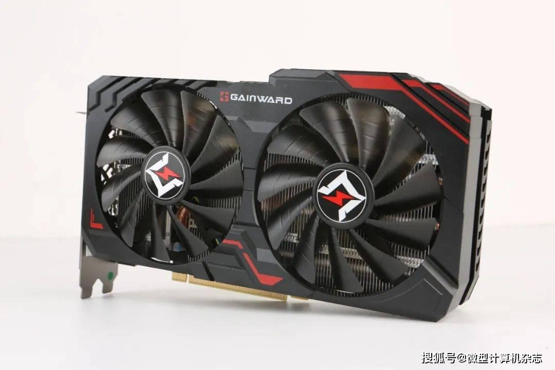 """原创30系列甜品随""""风""""而来,栽培GeForce RTX 3060追风EX RGB 12GB"""