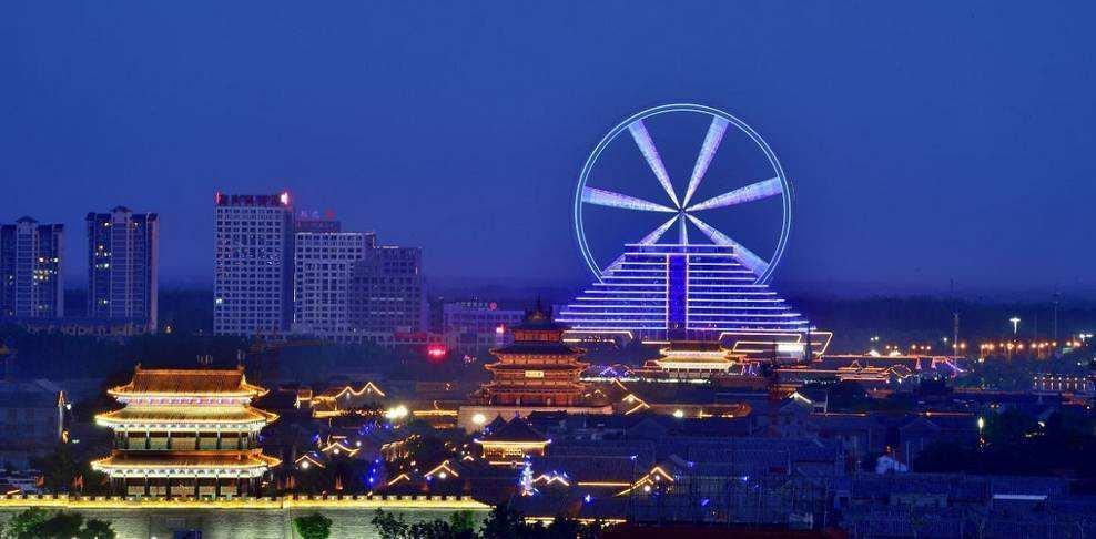 打虎城聊城与砚台城肇庆,两座城市前景你看好谁?
