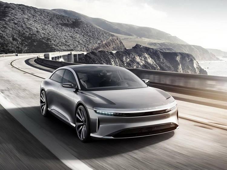 原厂特斯拉?!Lucid Motors将发布基准车型3