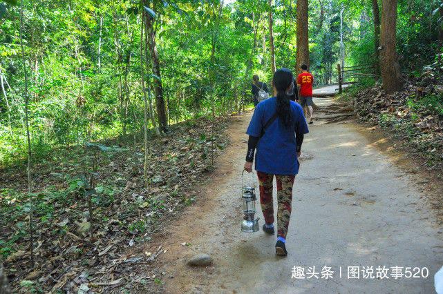 泰国洞穴游变探险游,门票30,值不值中国游客与欧美人两种态度