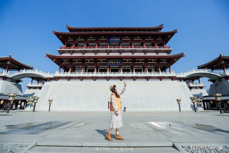 西安有座巨型的皇家后花园,规模宏大建筑精美,皇帝曾在这里撒钱