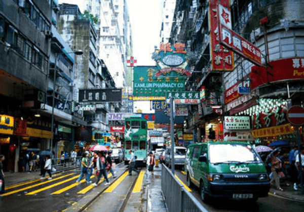 """为何曾经是""""亚洲四小龙""""之一的香港会全面倒退?"""