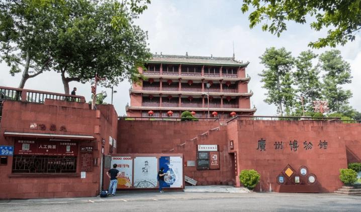 """""""广州""""一座历史悠久的古城,广东古城韵味浓的大同市"""