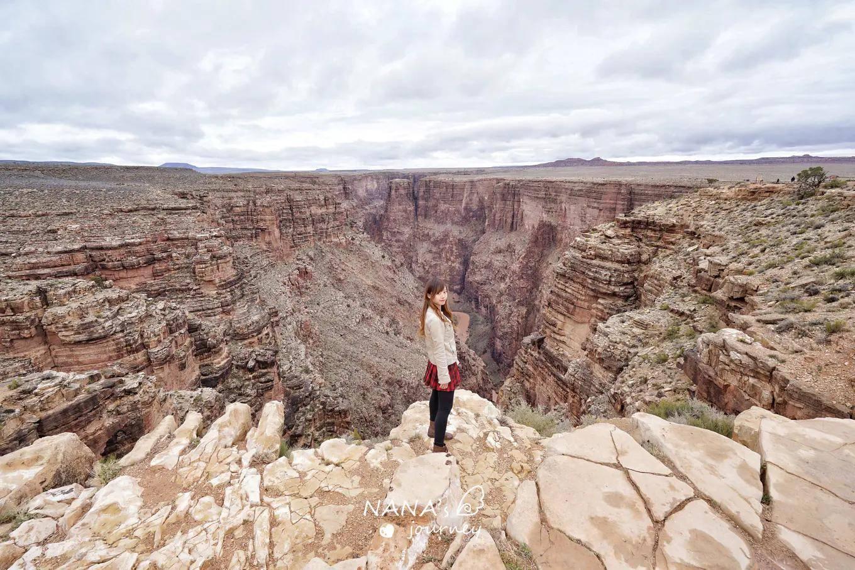 原创             壮观宏伟的美国大峡谷,东侧尽头是如此模样,自然的力量很神奇