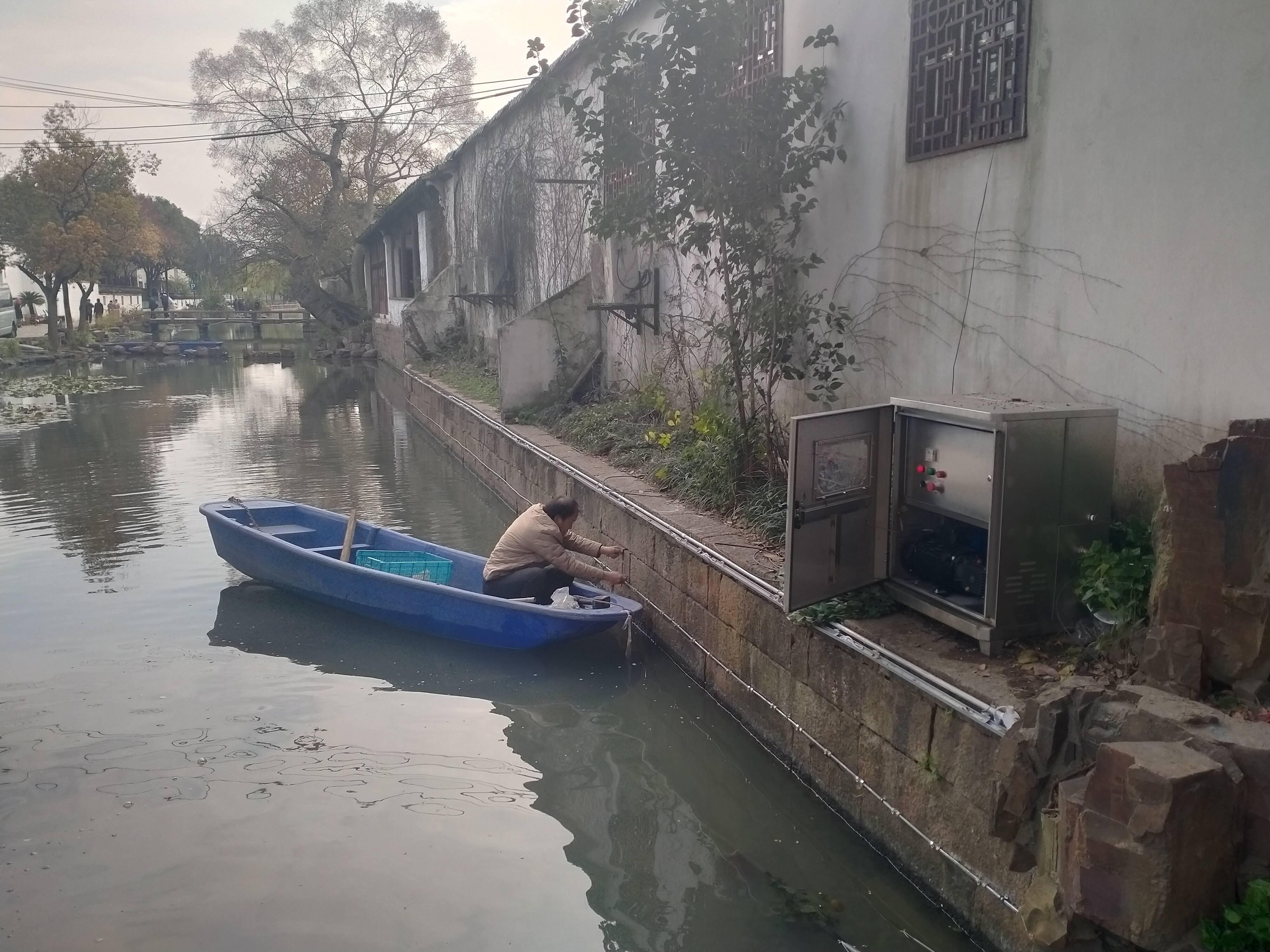 苏州园林沧浪亭