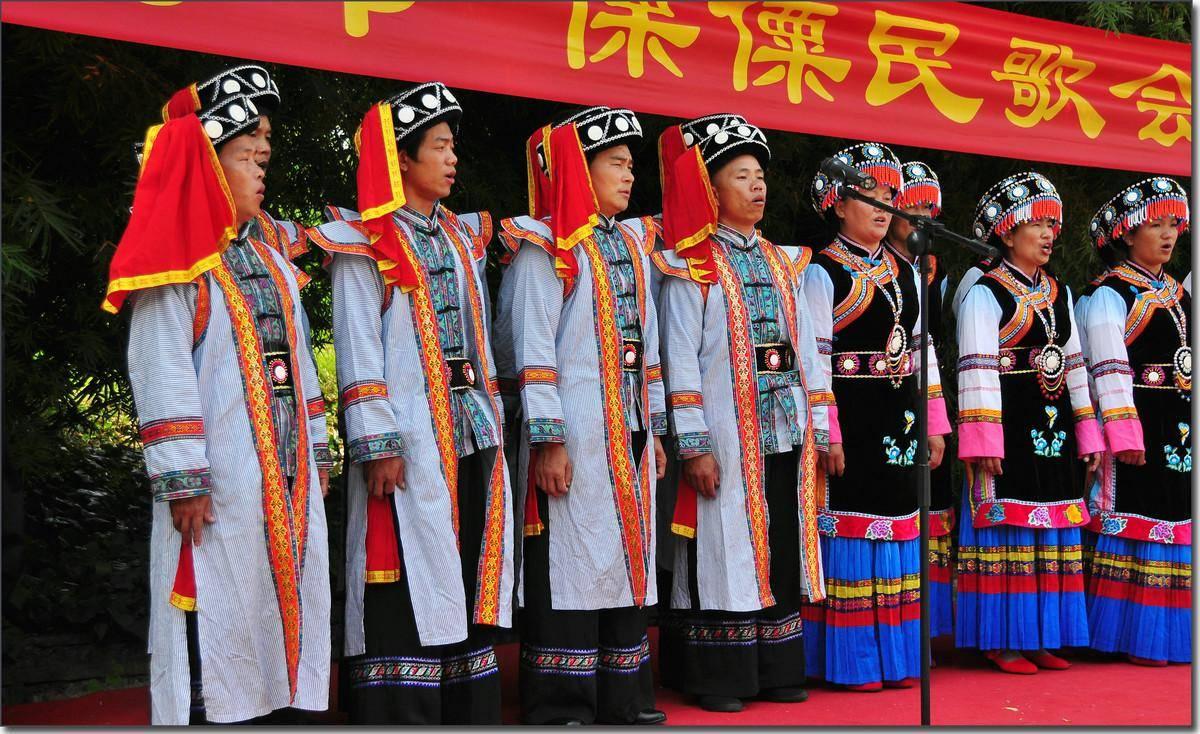 《发现非遗之美》——傈傈族民歌
