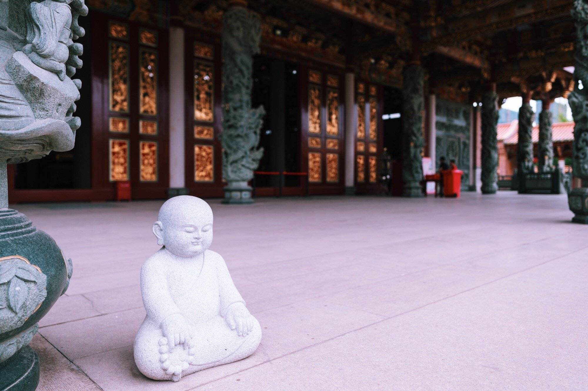 昆山慧聚寺,至今1500多年历史的古寺,华东规模最大的妈祖庙