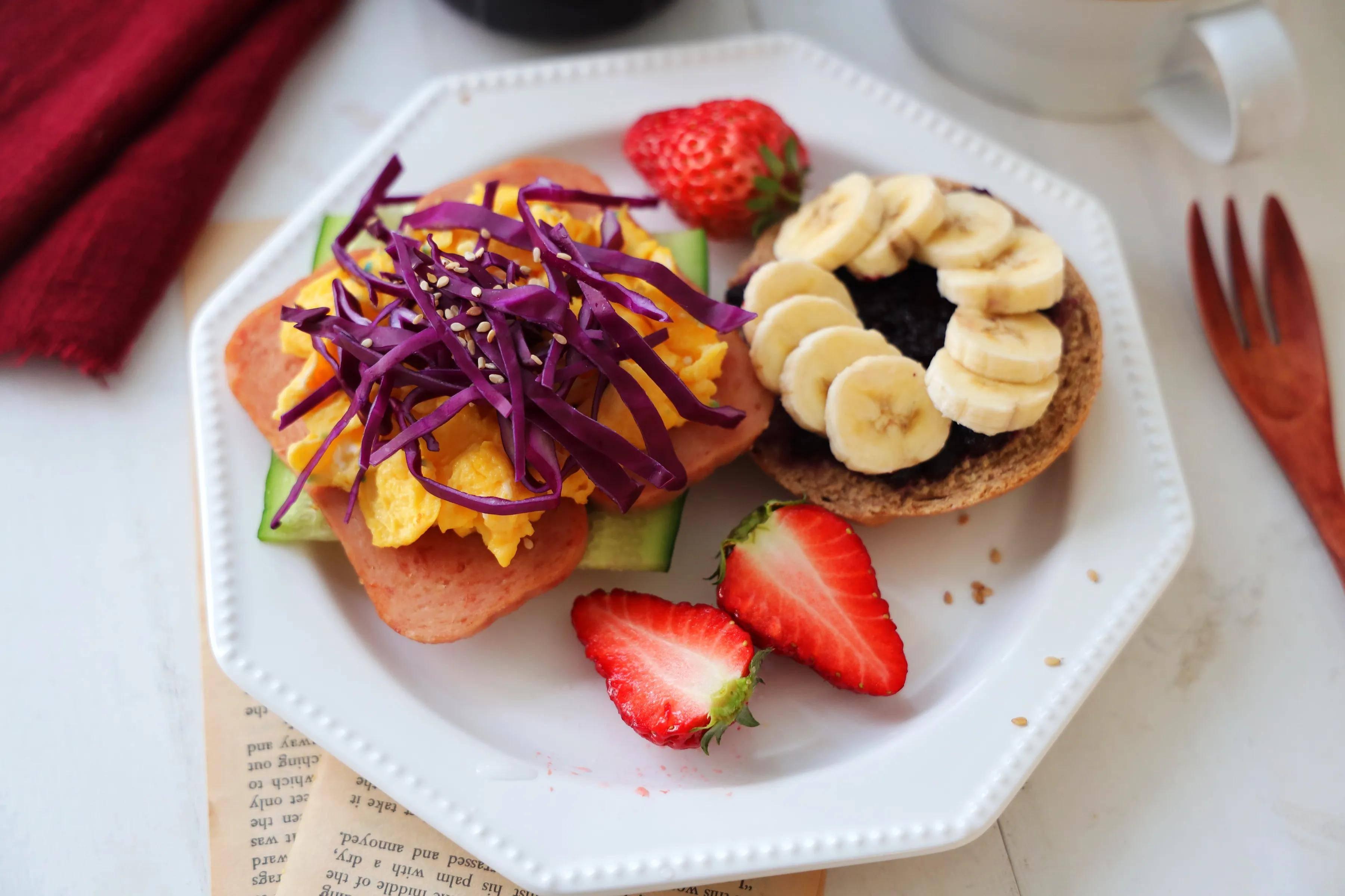 早餐别吃包子馒头,试试这样吃,低脂饱腹,营养全面,简单快手!