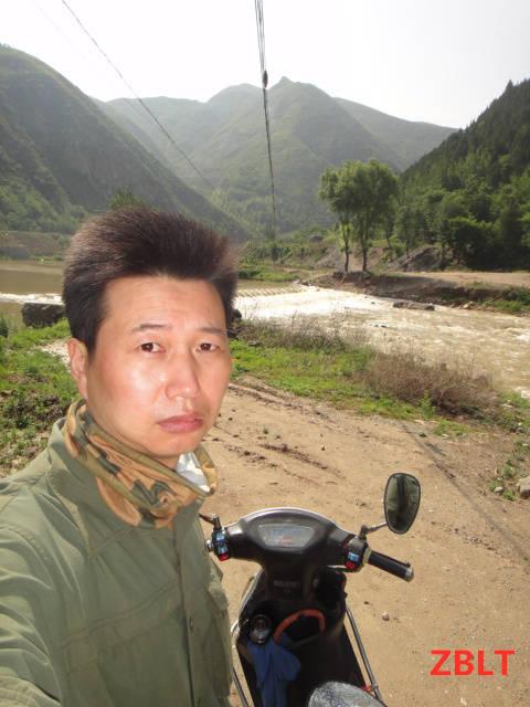 走遍蓝田,2013三官庙镇(核桃园村)穿越旅行(1)。
