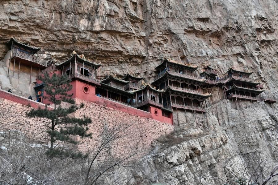 五岳中唯一的4A级景区,得名历史不足500年,风景却很美!