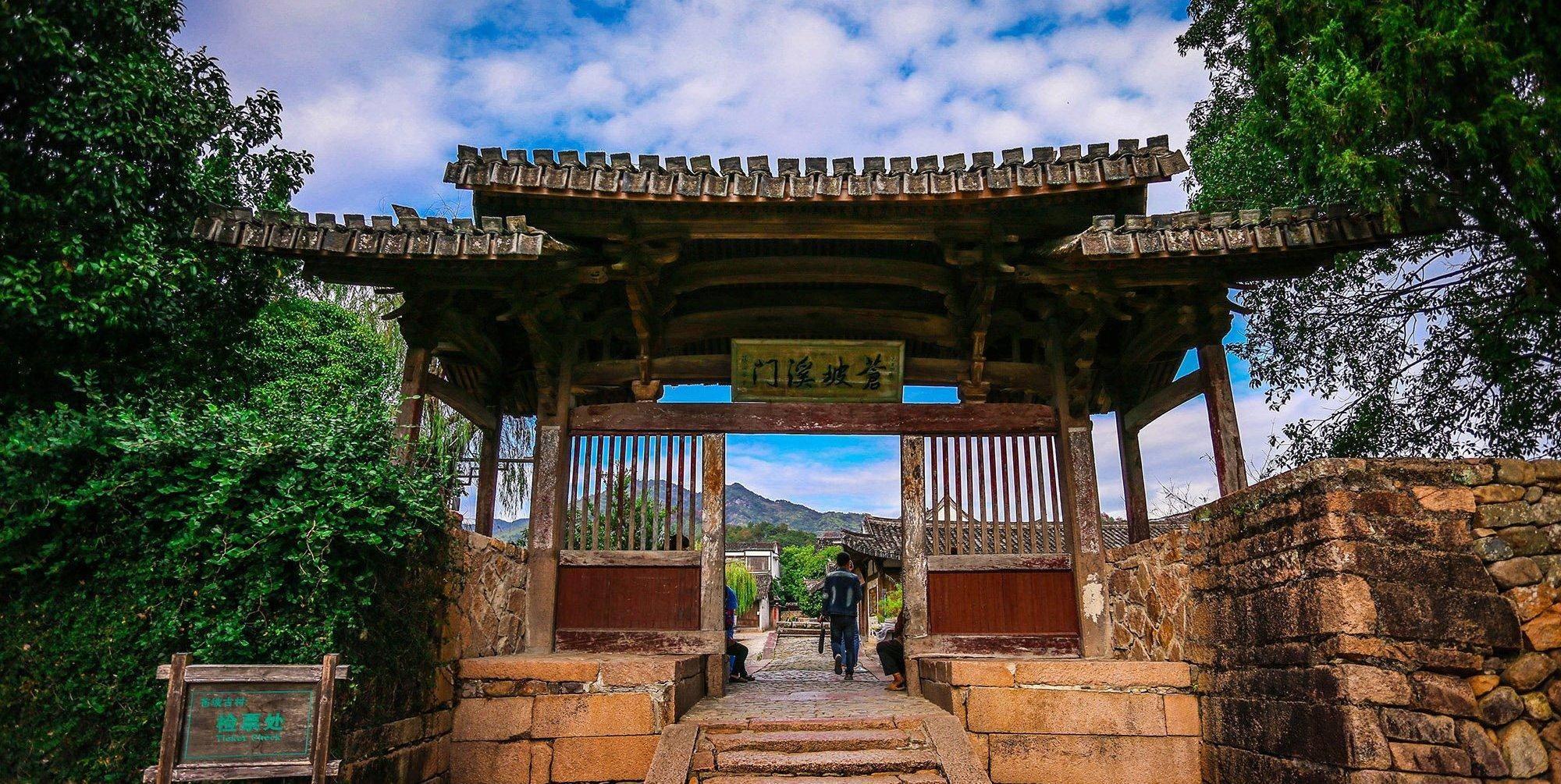 浙江有一座低调的千年古村,不亚西安北京,知道的游客不多