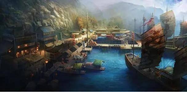宋朝和元朝从对外贸易中获得了巨大的财富。为什么明朝的贸易总是亏损