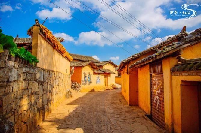 云南小众村落,90%的人都不知道,世外桃源般的存在