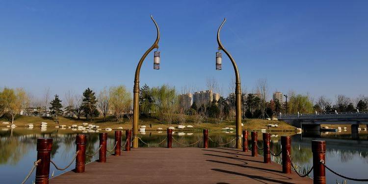 早春,走进西安世博园