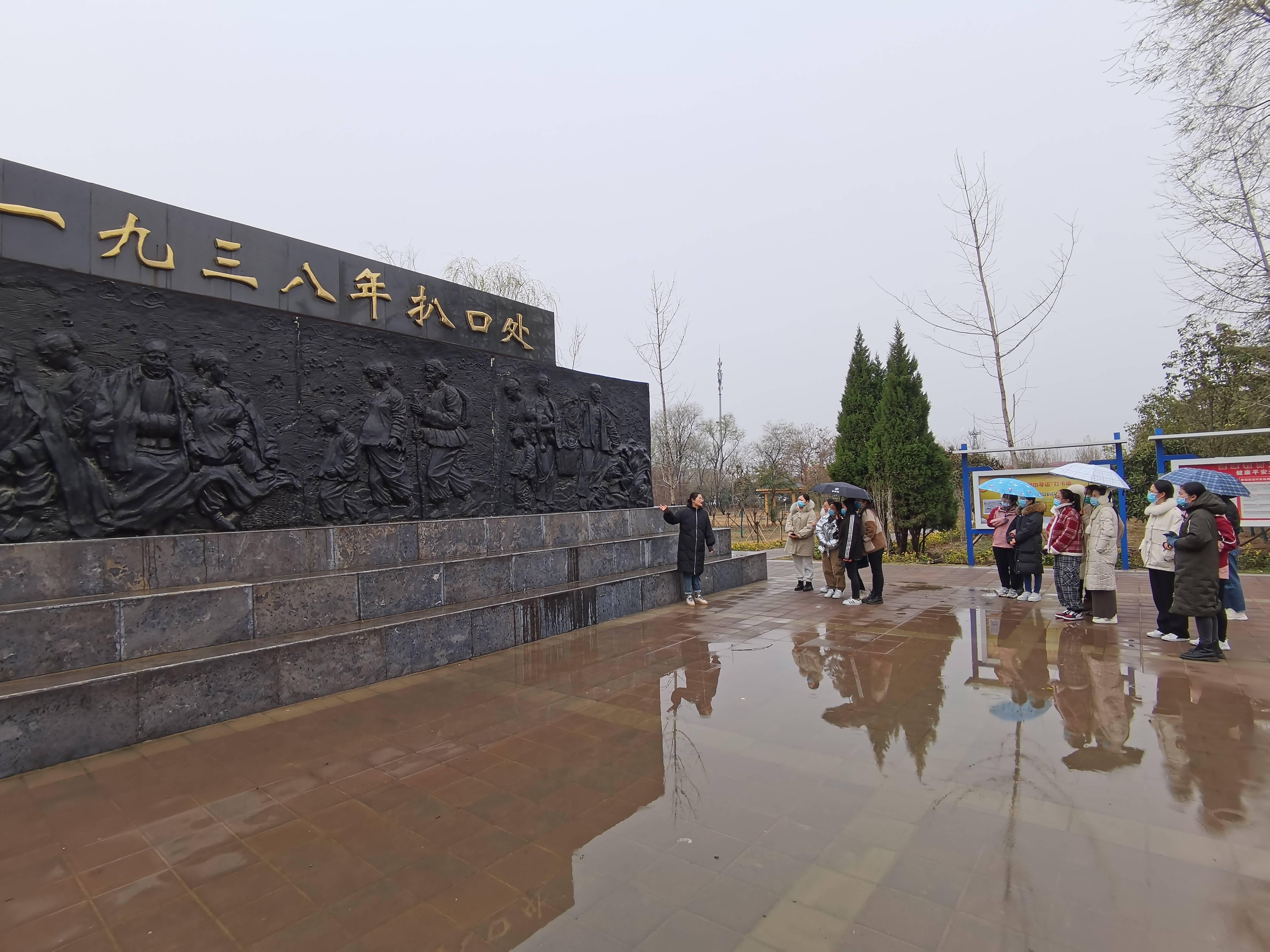 黄河文化游学——会稽区花园口幼儿园黄河实践课教学研究活动