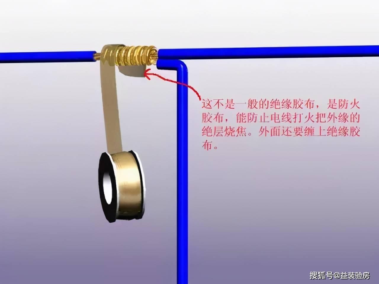 同轴电缆公头接头制作