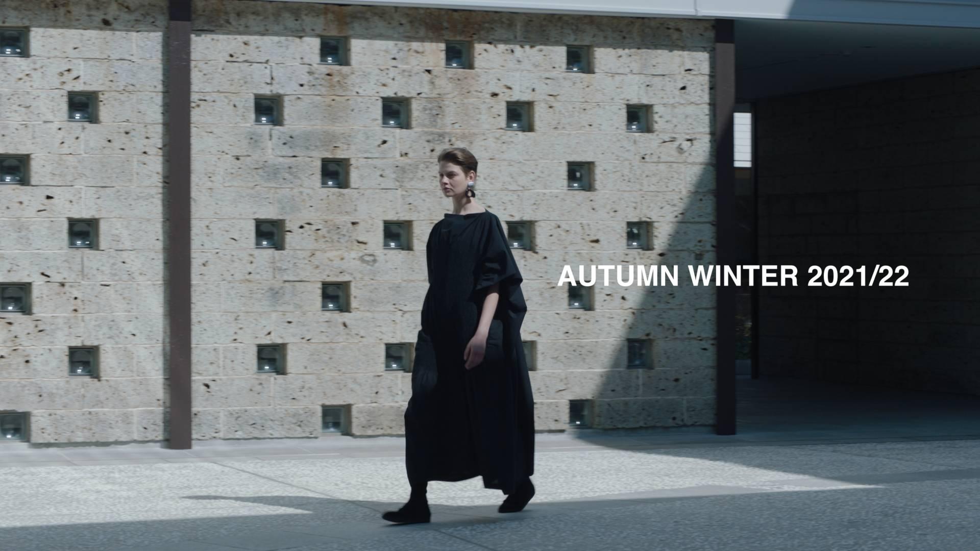 ISSEY MIYAKE 2021秋冬系列,感受自然的力与美
