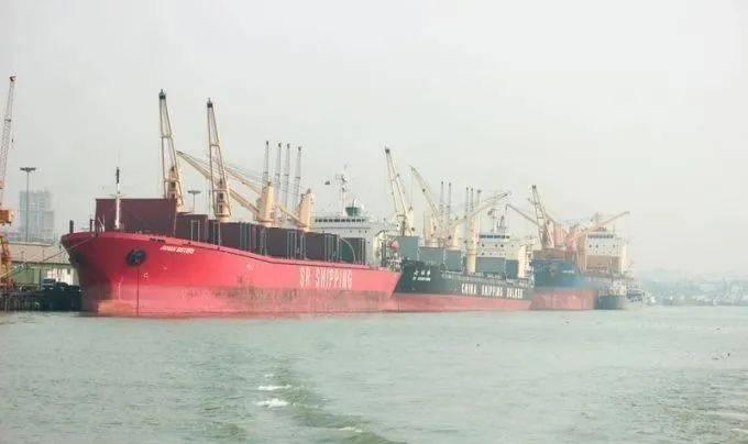 原堆场集装箱容积严重超载,吉大港进口集装箱租金将翻倍!