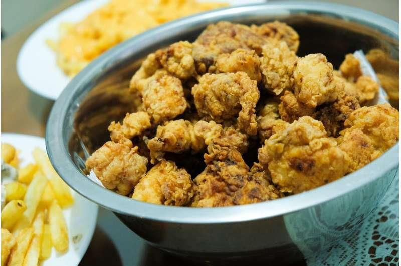 据说高脂肪饮食易致正常肝细胞癌变?