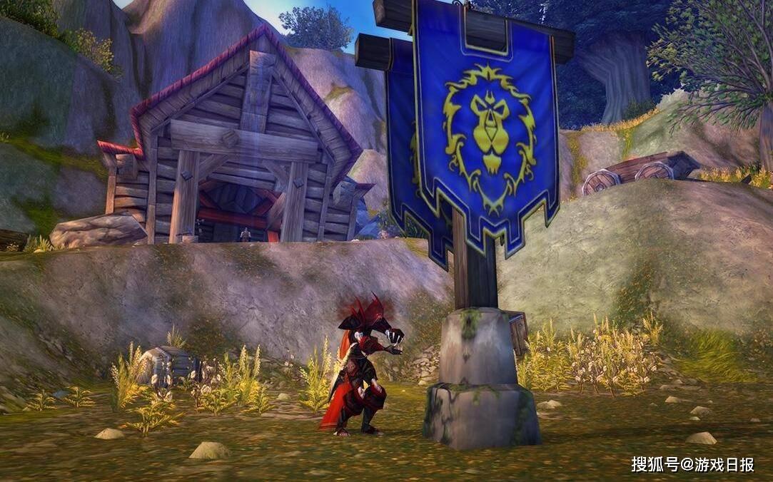 原創             魔獸世界之后,劍網3也推出懷舊服,又要請假玩游戲了?