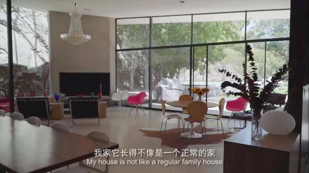 明星豪宅大曝光:林俊杰有2个客厅,她家别墅价值三亿(图9)