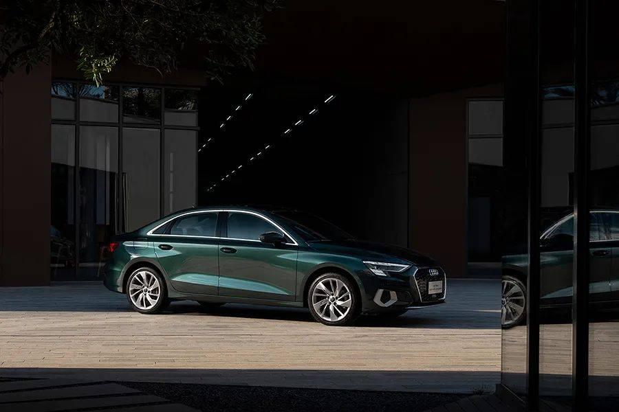 【奥迪新车】以实力树标杆,全新奥迪A3L仍是新生代豪华最优选